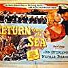 Jan Sterling and Neville Brand in Return from the Sea (1954)