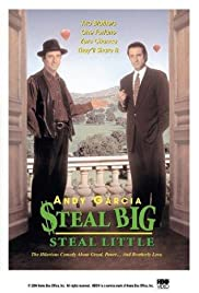Steal Big Steal Little Poster