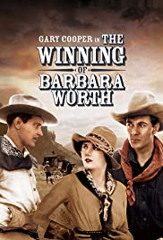 The Winning of Barbara Worth Poster
