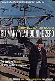 Germany Year 90 Nine Zero (1991) Poster - Movie Forum, Cast, Reviews