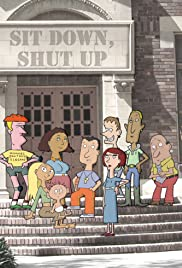 Sit Down Shut Up Poster