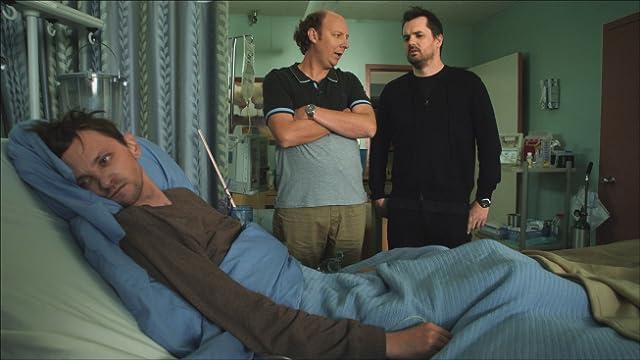 DJ Qualls, Jim Jefferies, and Dan Bakkedahl in Legit (2013)