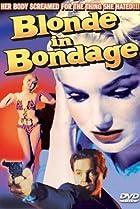 Image of Blonde in Bondage