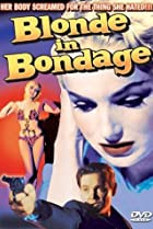 Blonde in Bondage (1957) Poster