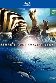 Nature's Most Amazing Events Poster - TV Show Forum, Cast, Reviews