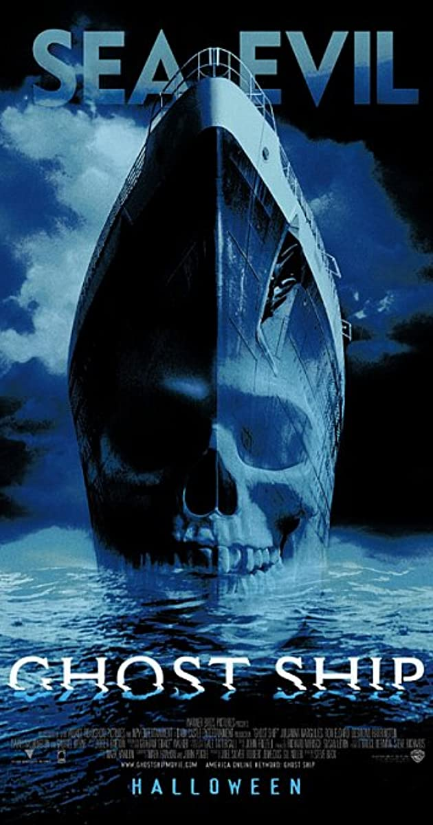 Laivas vaiduoklis / Ghost Ship (2002) Online