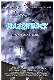 The Legend of Razorback Poster