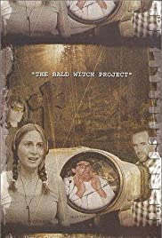 The Bald Witch Project Poster