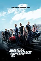 Primary image for Fast & Furious 6