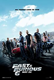 Furious 6 (2013) Poster - Movie Forum, Cast, Reviews
