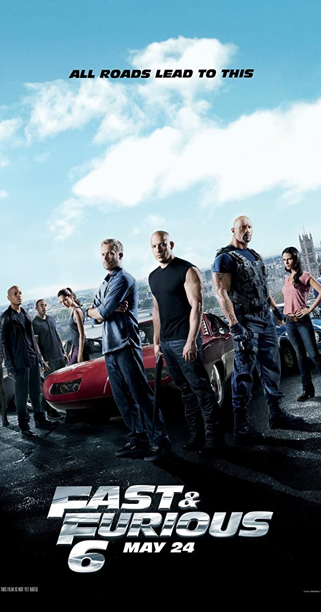Image result for Fast and Furious 6