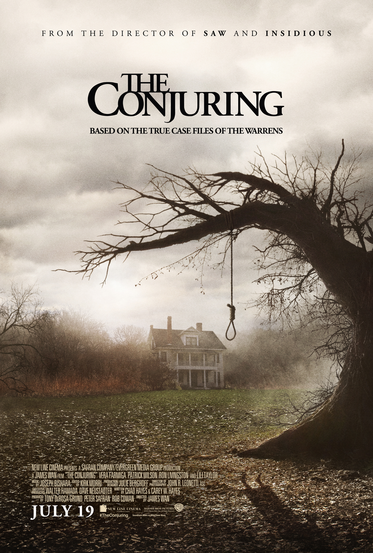 The Conjuring 2013 Hindi Dubbed