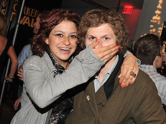 Michael Cera and Alia Shawkat