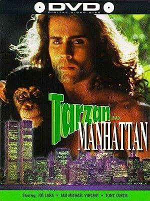 Tarzan in Manhattan