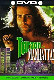 Tarzan in Manhattan (1989) Poster - Movie Forum, Cast, Reviews