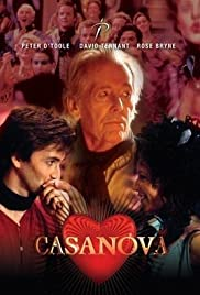 Casanova Poster - TV Show Forum, Cast, Reviews