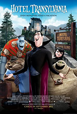 Hotel Transylvania (2012) Download on Vidmate