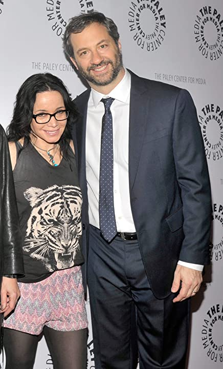 Janeane Garofalo and Judd Apatow at The Ben Stiller Show (1992)