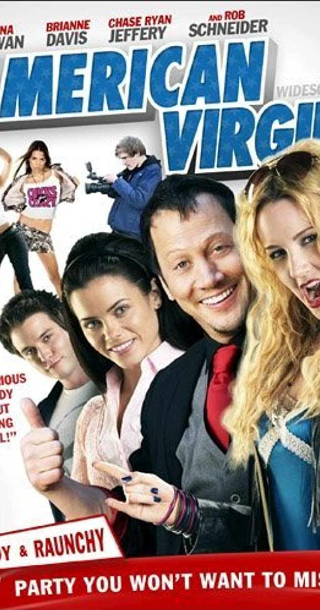 Skaisti amerikietė / American Virgin (2009) Online