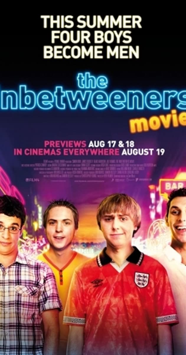 The Inbetweeners Movie Legendado