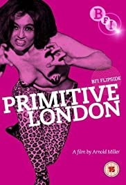 Primitive London Poster