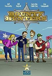 Bounty Hunters Poster