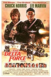 The Delta Force poster