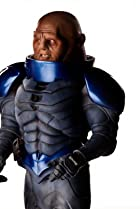 Image of Commander Strax