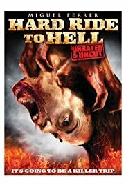 Hard Ride to Hell Poster