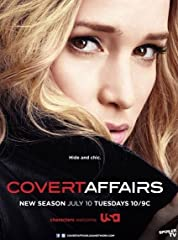 Covert Affairs - Season 2 poster