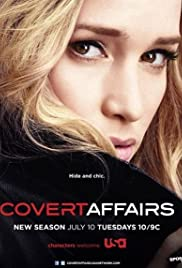 Covert Affairs Poster - TV Show Forum, Cast, Reviews