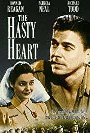 The Hasty Heart Poster
