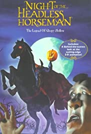 The Night of the Headless Horseman (1999) Poster - Movie Forum, Cast, Reviews