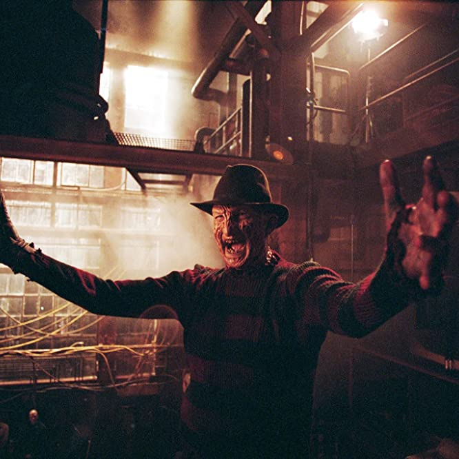 Robert Englund in Freddy vs. Jason (2003)