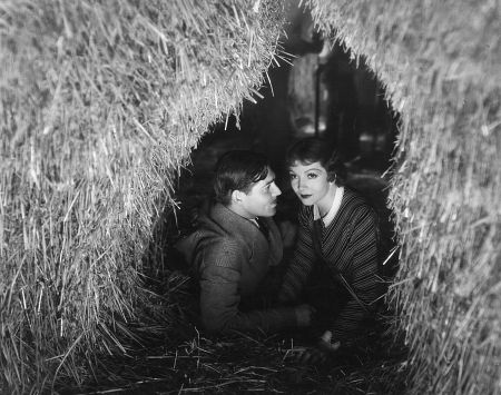 Clark Gable, Claudette Colbert, IT HAPPENED ONE NIGHT, Columbia, 1934, **I.V.