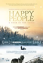 Happy People: A Year in the Taiga (2010) Poster - Movie Forum, Cast, Reviews