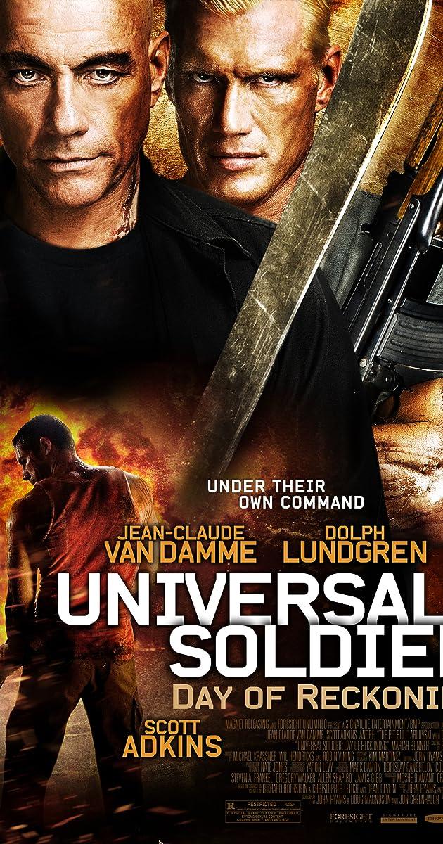 Universalus Karys 4: Atsiskaitymo Diena / Universal Soldier: Day of Reckoning (2012) Online