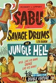 Savage Drums Poster