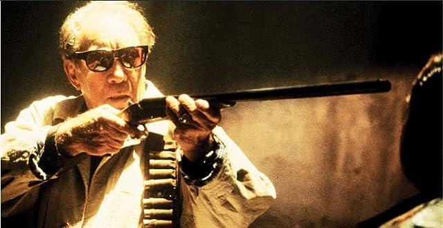 Anthony Quinn in Revenge (1990)