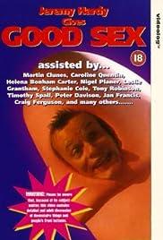 Jeremy Hardy Gives Good Sex Poster