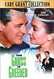The Grass Is Greener Poster