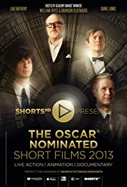 The Oscar Nominated Short Films 2013: Documentary Poster