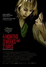 4 Months, 3 Weeks and 2 Days (2007) Poster - Movie Forum, Cast, Reviews