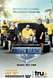 South Beach Tow Poster - TV Show Forum, Cast, Reviews