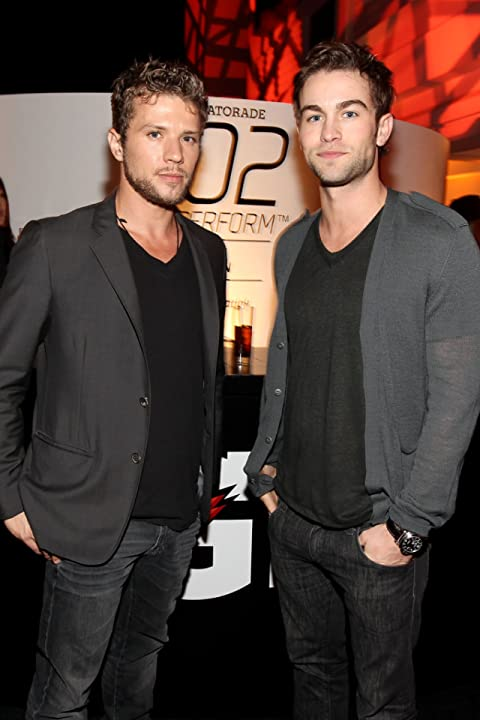 Ryan Phillippe and Chace Crawford