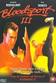 Bloodsport III (1996) Poster - Movie Forum, Cast, Reviews