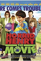 Horrid Henry: The Movie (2011) Poster