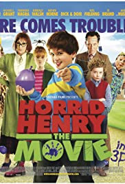 The Horrid Henry Movie Poster