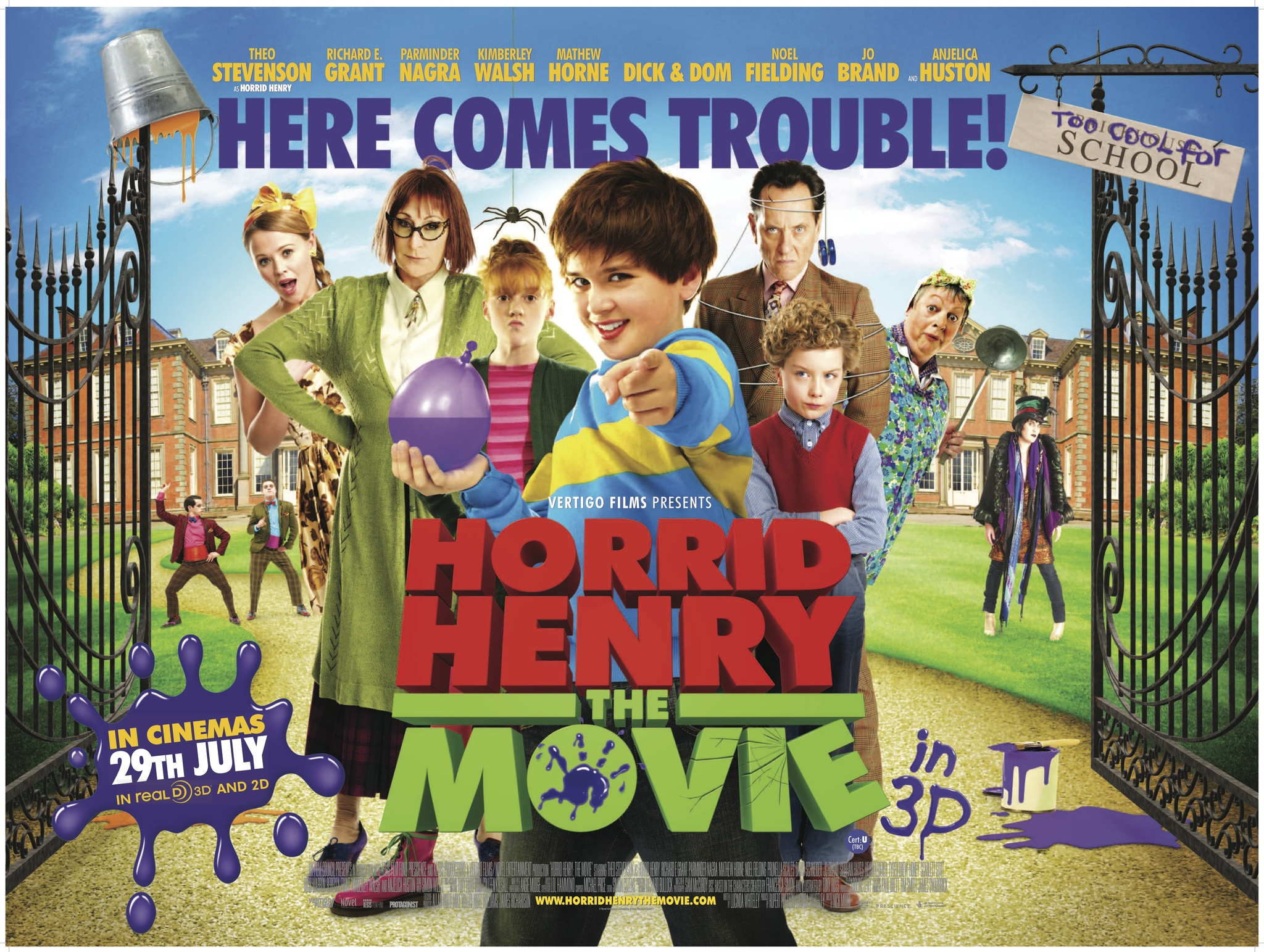 image Horrid Henry: The Movie Watch Full Movie Free Online