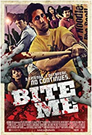 Bite Me Poster - TV Show Forum, Cast, Reviews
